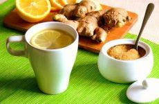 3 Рецепта имбирного чая — не забудьте сохранить!