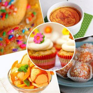 5 рецептов сладостей из моркови — очень вкусные десерты!