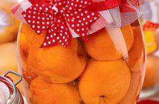 Абрикосовый компот на зиму — вкусный и ароматный напиток!