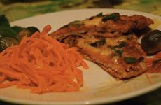 Аппетитная свинина по–румынски — аппетитная и просто невероятно вкусная!