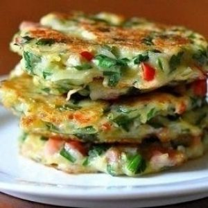 Драники с овощами — интересный, полезный и вкусный рецепт!