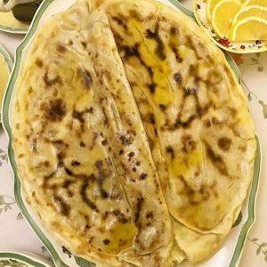 Хингалш (лепешки с тыквой) — вкусные лепешки, объеденье!