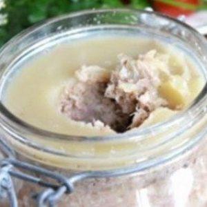 Паштет «Рийет» из свинины — француская вкуснятина!