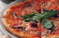 Пицца «Карбонара» — бесподобный вкус!