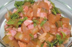 Салат «Донской» — простой но очень вкусный!