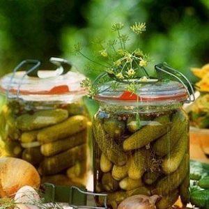 Сладкие маринованные огурчики — замечательный рецептик!
