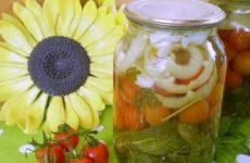 Закатка овощей на зиму — овощи получаются нежными на вкус!