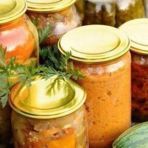 13 овощных салатов на зиму!!!