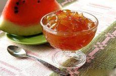 Арбузное варенье — сладкое, как мед, варенье!