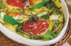 Гратен из цукини — изысканное и простое блюдо!
