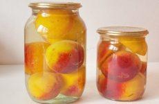 Консервированные персики — фантастический десерт!