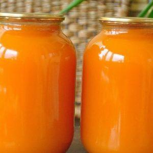 Тыквенный сок с мякотью — один из лучших источников витаминов!