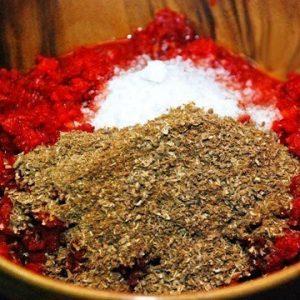 4 рецепта вкуснейшей аджики — мощнейшая вещь!