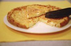 Сырный пирог — просто, доступно и вкусно!