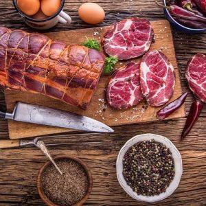 5 рецептов блюд с копченостями!