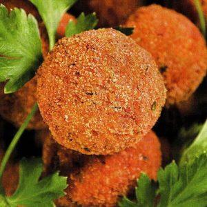 Жареные рыбные шарики — хороший рецепт рыбных котлет!
