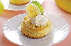 Банановый десерт — сладкое лакомство, обладающее целым рядом полезных свойств!