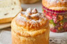Пасхальный кулич — особый, «праздничный» вид хлеба!!!