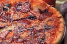 Пицца «Фермерская» — сытная и пикантная!