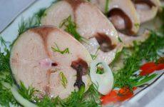 Скумбрия в чайном рассоле — один из самых вкусных маринадов для рыбы!