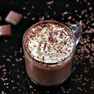 Горячий шоколад — сладкое наслаждение!