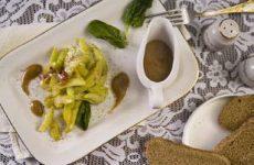Салат из сельдерея — простой и легкий салатик!