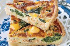 Рыбный пирог — вкусное и красивое блюдо!