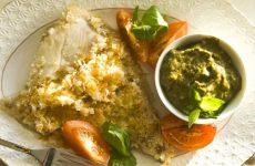 Камбала с томатами и щавелем — ничего лишнего, только натуральный вкус!
