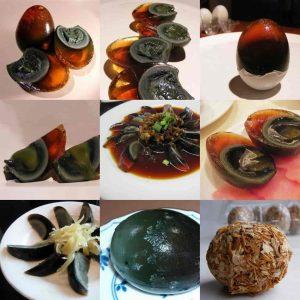 Китайский деликатес — который называется сунхуадань!