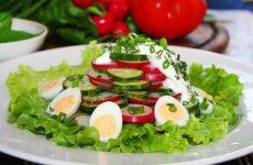 Салат из колбасы по-итальянски — просто и вкусно!