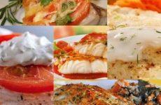 5 Рыбных рецептов для ужина!