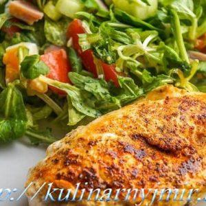 Куриное филе с баклажанами — получается ароматным, насыщенным, сочным и необычайно вкусным!