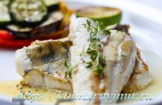 Рыба под майонезом — очень простой рецепт!