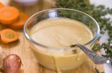 Десертный соус «Велюте» — один из базовых соусов французской кухни!