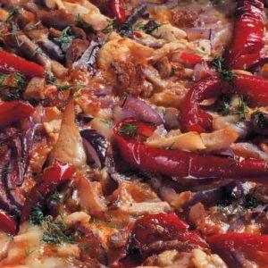 Пицца «Мексиканская» — один раз попробуешь и не забудешь!