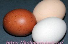 Яйца, печенные в золе — это очень вкусно!