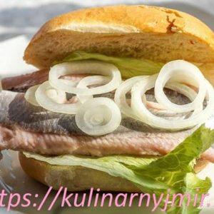 Рыбные бутерброды — отличная закуска на праздничном столе!