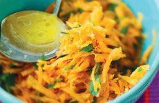 Морковь по-мароккански — очень хорошо к шашлычку!