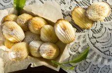 Печенье «Мадлен» с лимонной цедрой — просто не передать словами!