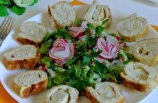 Бризоль из куриного фарша — очень вкусное блюдо!