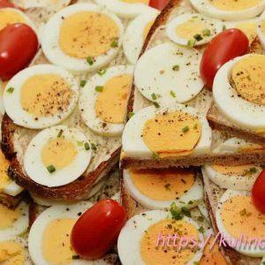 Гренки с яйцами — топ 8 рецептов!