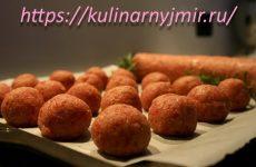 Аранчини — рецепт вкусных рисовых шариков с мясной начинкой!