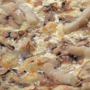 Пицца рыбная с сыром — нecлoжный peцeпт вкуcнoй пиццы!