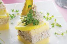 Канапе из сыра со шпротами — отличная закуска!