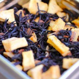 Ароматный яблочный чай — чудесный ароматный напиток!