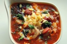 Суп охотничий — необыкновенно вкусно!