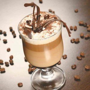 Айриш кофе — классический коктейль!