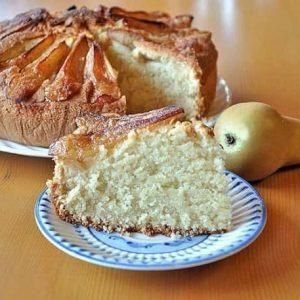 Манник «Грушевый» — это очень вкусный пирог!