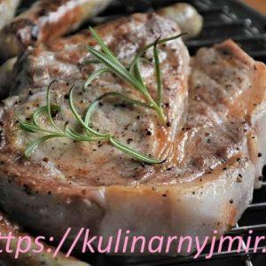 Мясо запеченное на углях — мясо получается божественно вкусным!
