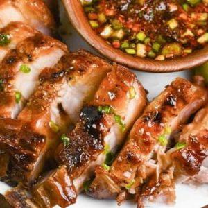 Грудинка свиная, фаршированная капустой и яблоками — интересный приятный вкус!